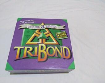 Vintage Tribond Boardgame 1992