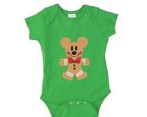 Glitter // Disney Christmas // Mickey's Very Merry Christmas Party Shirt // Mickey Gingerbread // Disney Christmas Shirts //Minnie Christmas