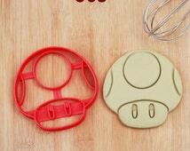 Toad Cookie Cutter toadstool,toad house,toad,frog and toad,mr toad,toad mario,horny toad,horned toad,mario toad,365