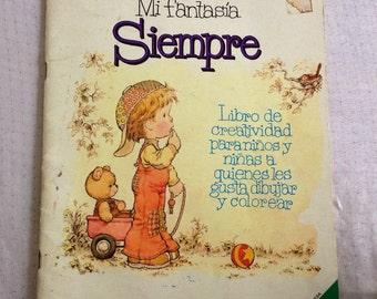 My fantasy ever. Book child 1981