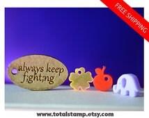 100 Pcs Custom Wooden Tags - Laser Engraved & Cut - Custom Wood Tags