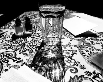 The Cup is Half Full (Photograph) - Fine Art Still Life Photography Print - San Francisco, California