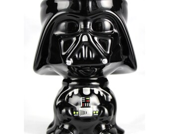 Star Wars Vader Goblet, black cherry soy candle
