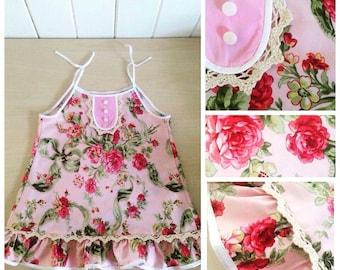 Rose Garden Summer Dress