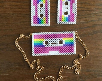 Hama beads girly