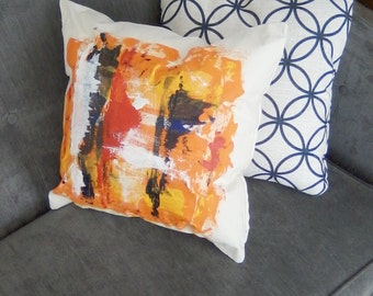 Abstract Pillow 1