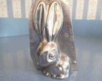 Long Ear Rabbit by Horlein #3060 Vintage Metal Candy Mold