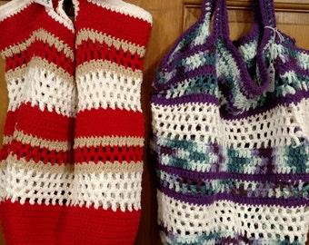 Handmade Beach Bag