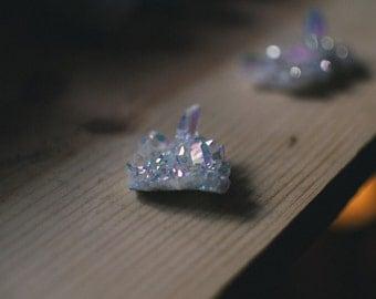 Angel / Opal Aura Crystal Cluster