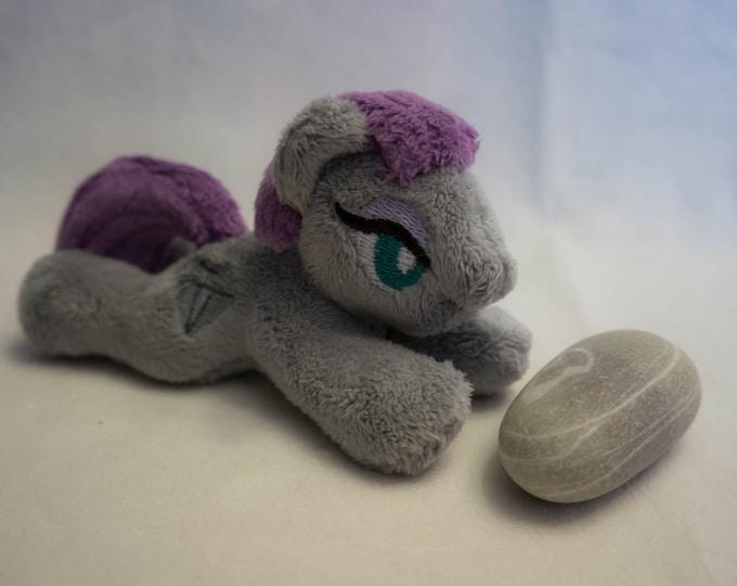 """Tiny Maud Pie My Little Pony plush toy 5"""""""