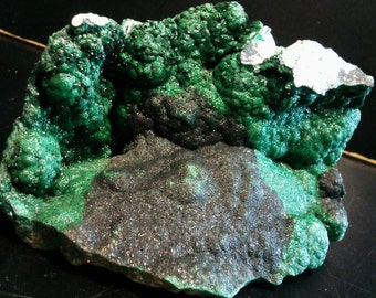 Malachite from Congo