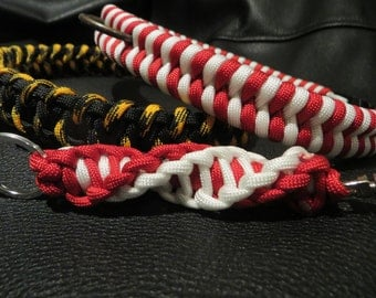 Paracord Dog Collars & Leashes
