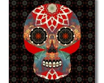 Dias De Los Muertos 03 - Metal Print