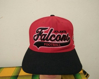 Rare Vintage ATLANTA FALCON FOOTBALL Cap Hat Free size fit all