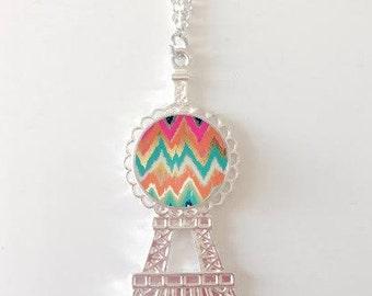 SALE!!! Eiffel tower necklace