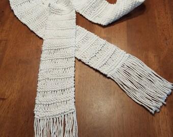 Knit Scarf - Gazebo
