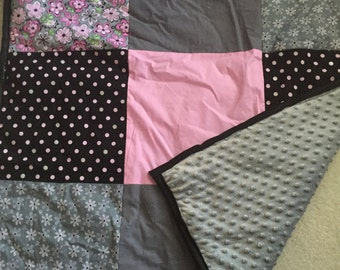 Custom Quilted Blanket