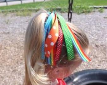 Pony O Streamer Hair Bows
