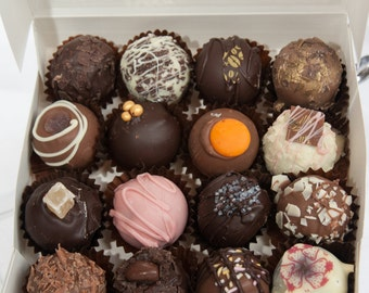 Handmade luxurious Chocolate Truffles