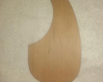 Acoustic pickguard (Cherry)