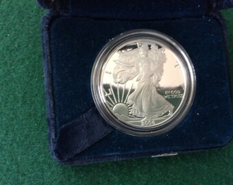 2006 American Eagle Proof,