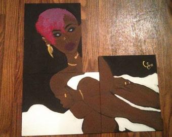 3-Piece Painting