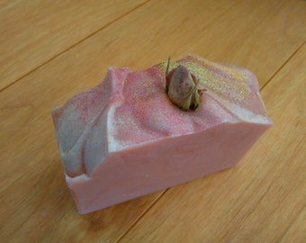 Champagne & Roses Soap