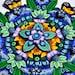 Polymer Clay Wall Art, Mandala Art, Wall Decor Living Room, Wall Decor Bedroom, Spiritual Art, Colorful Wall Art, Wall Hanging Art