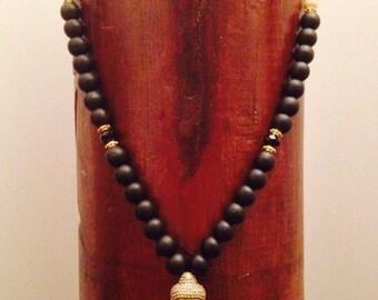 UB Buddha head necklace (UB. UB.10)