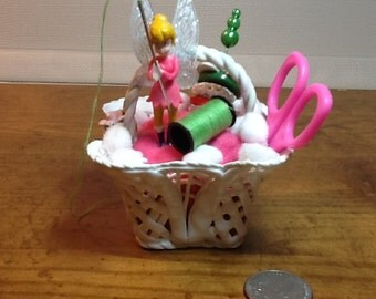 Fairy Sew Ready Pincushion