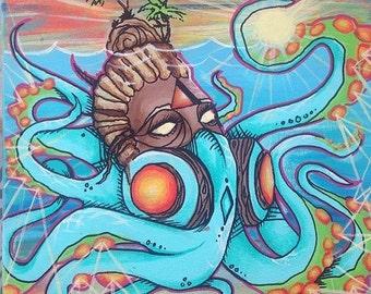 Senorita Kraken