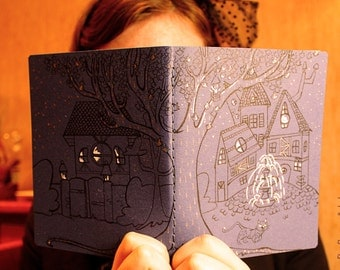 The book of the blue houses