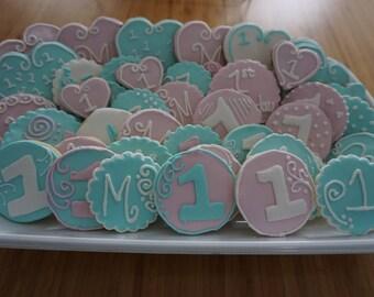 1st Birthday Cookies!