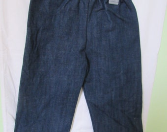 Ruffle Bottom Jeans