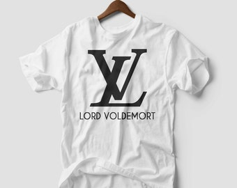 Lord Voldemort Hogwarts T Shirt Harry Potter Wizard Deathly Hallows Hermione