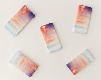 "iPhone/Galaxy/Xperia Case ""Red Sky"""