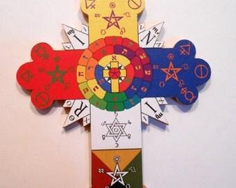 The Rose Cross Lamen
