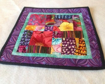 Quilted Candle Mat