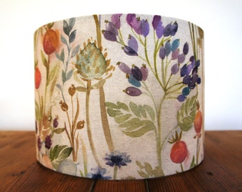 Voyage Decoration 'Hedgerow' lampshade