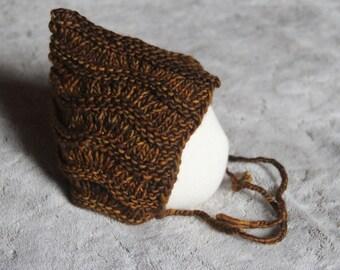 Baby bonnet size 3-6 months