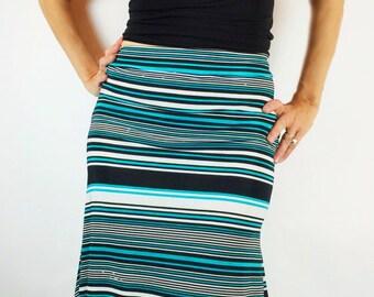 skirt, Argentine tango skirt, asymmetrical, dancewear