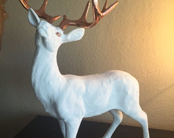 Deer Figure (Abe) 12 x 17 inches