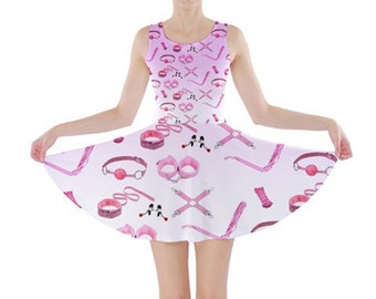 Kinky Skater Dress