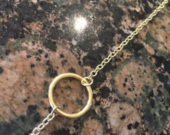 Gold/Silver Karma Bracelet