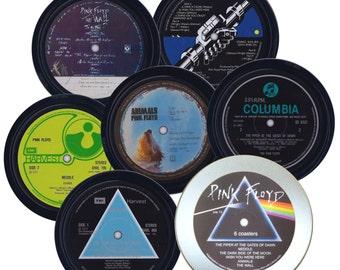 Pink Floyd coasters