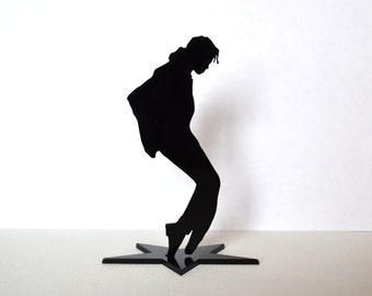Michael Jackson, Michael Jackson statuette, Michael Jackson souvenir, Michael Jackson gift