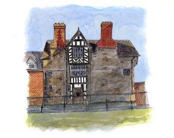 The Reader's House, Ludlow