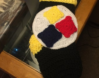 Steelers Cristmas Stocking