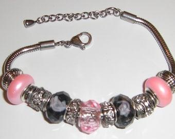 Color Bracelet - PINK