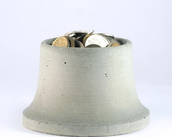 Mini Crater Concrete Bowl